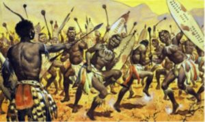 Man meaning zulu typical The Traditional